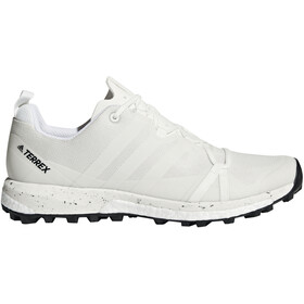 adidas TERREX Agravic Shoes Men Non-Dyed/Ftwr White/Core Black